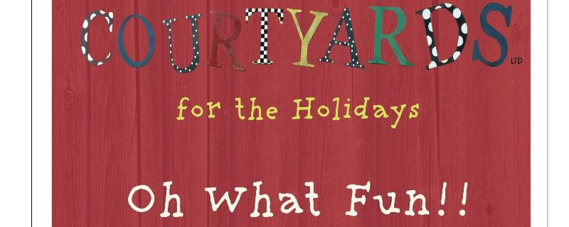 Holiday Happenings at Courtyards 2020
